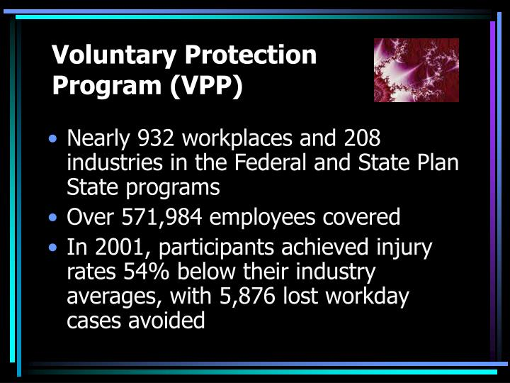 Voluntary Protection