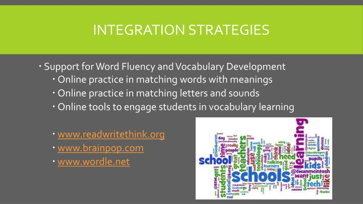 Integration Strategies