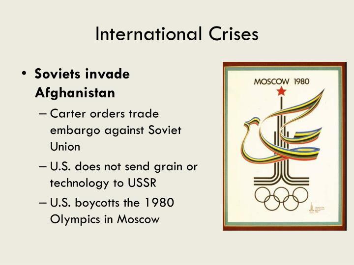 International Crises