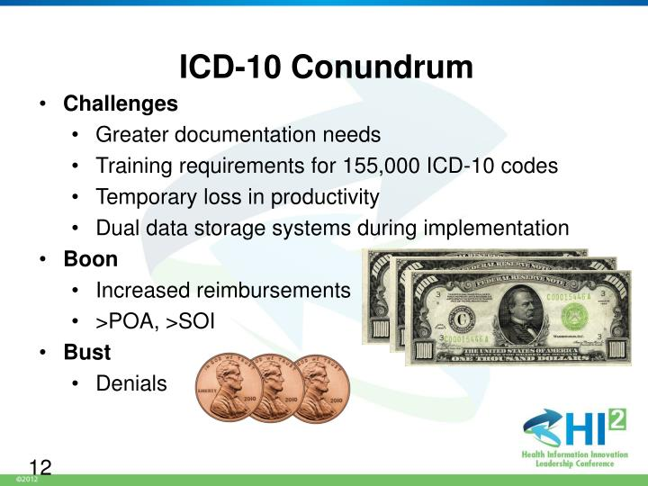 ICD-10 Conundrum