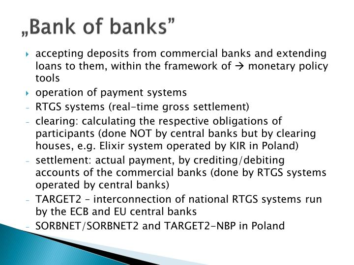 """Bank of"