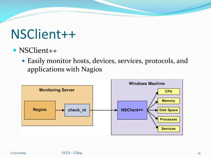 NSClient