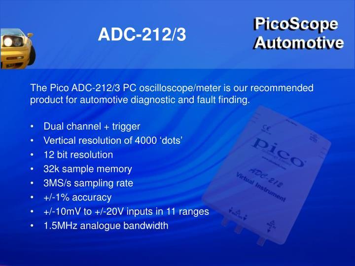 ADC-212/3