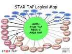 star tap logical map