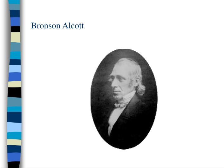 Bronson Alcott