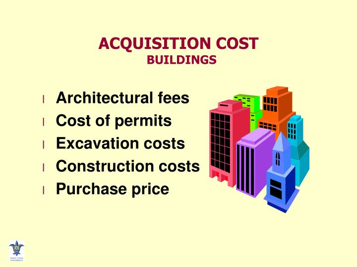 ACQUISITION COST