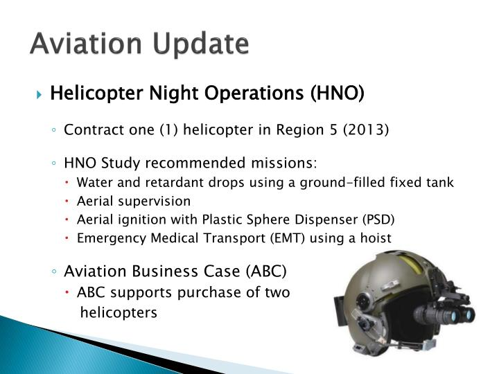 Aviation Update
