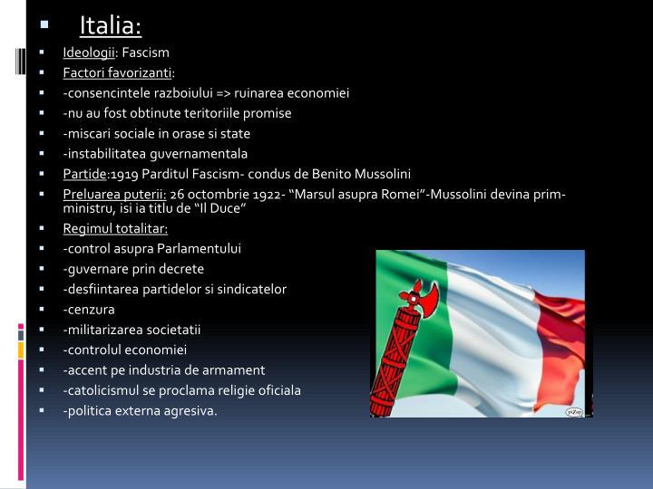Italia: