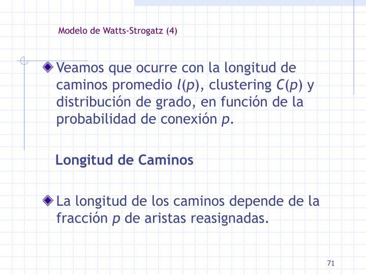 Modelo de Watts-Strogatz (4)