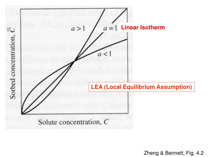 Linear Isotherm