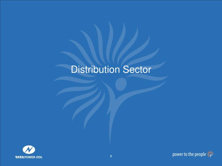 Distribution Sector