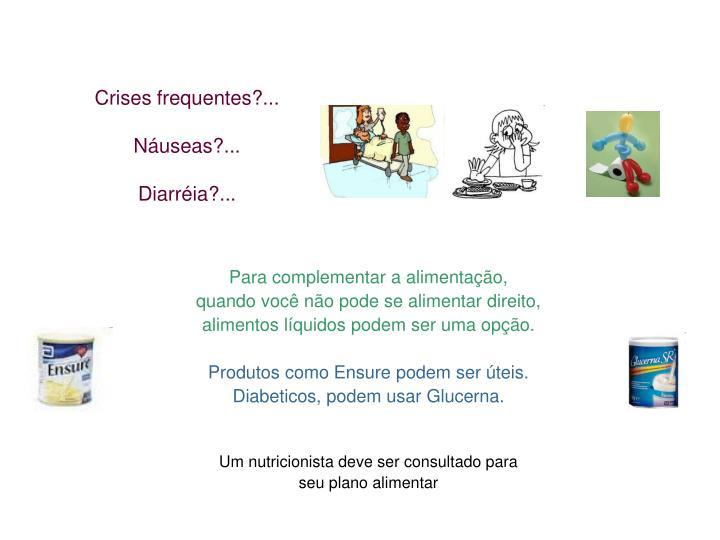 Crises frequentes?...