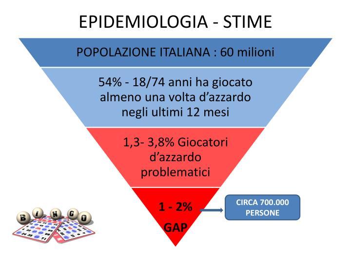 EPIDEMIOLOGIA - STIME