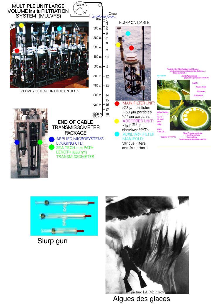 Slurp gun