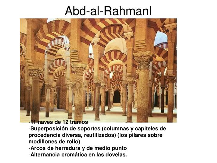 Abd-al-RahmanI
