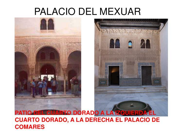 PALACIO DEL MEXUAR
