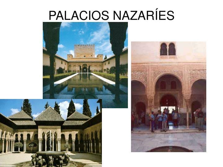 PALACIOS NAZARES