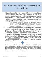 art 10 quater indebita compensazione la condotta