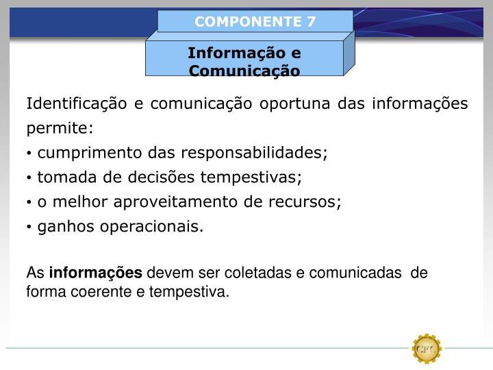 COMPONENTE 7