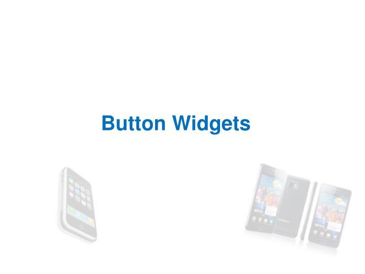 Button Widgets