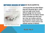 between shades of gray by ruta seprtys