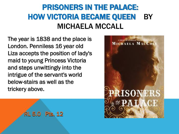 Prisoners in the Palace: