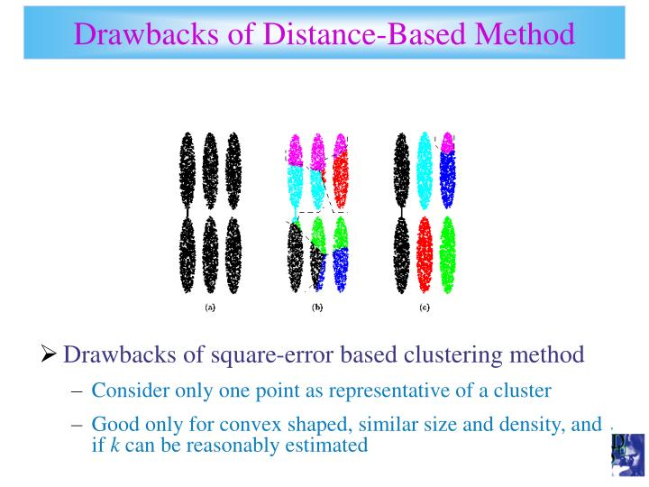 Drawbacks of Distance-Based Method