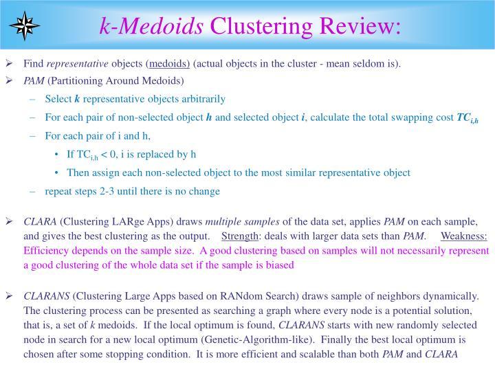 k-Medoids