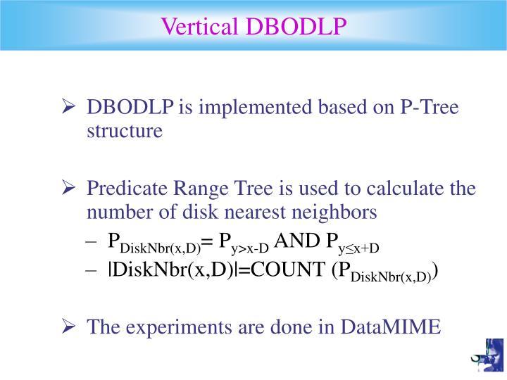 Vertical DBODLP