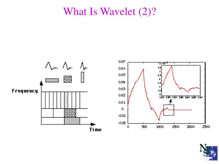 What Is Wavelet (2)?