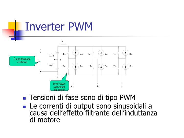 Inverter PWM