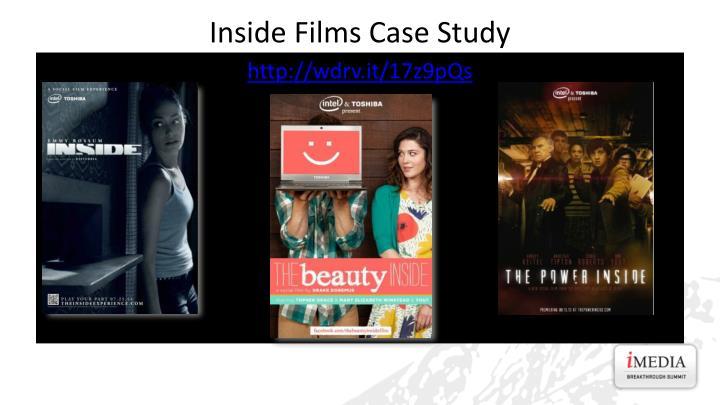 Inside Films Case Study