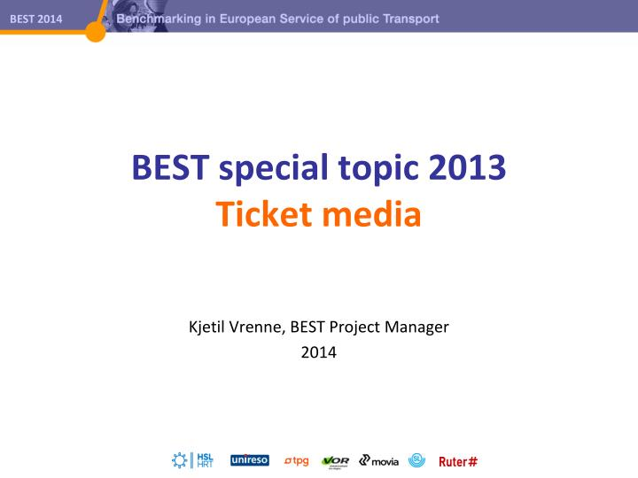 Best special topic 2013 t icket media