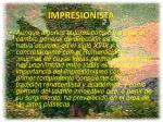 impresionista