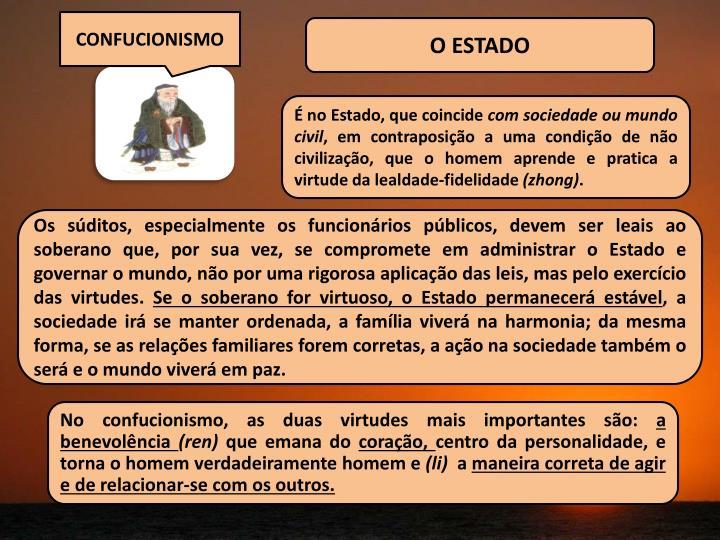 CONFUCIONISMO
