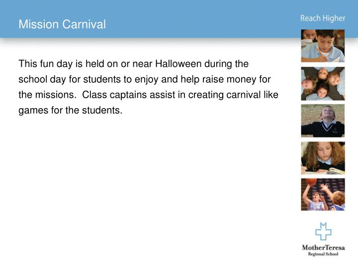 Mission Carnival