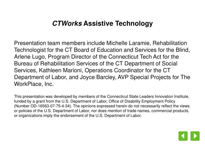 CTWorks