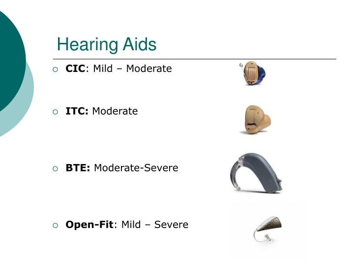Hearing Aids