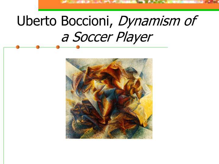 Uberto Boccioni,