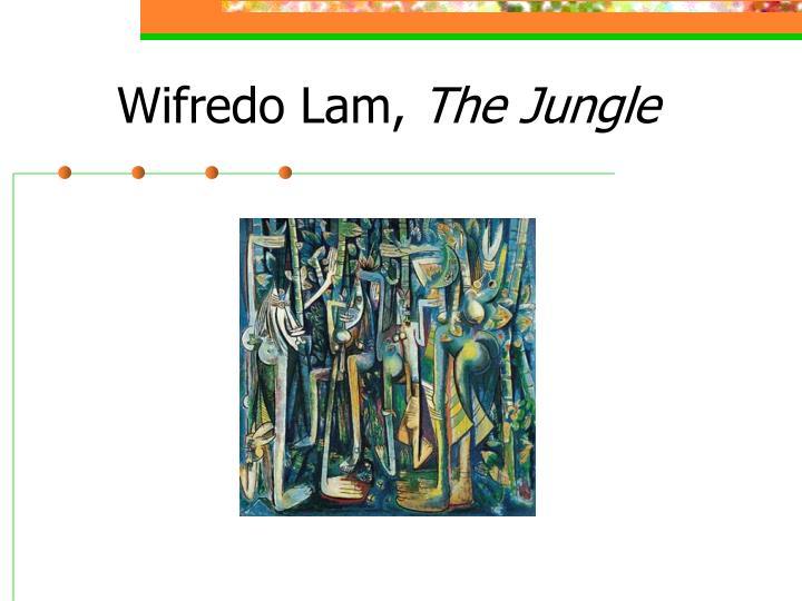 Wifredo Lam,