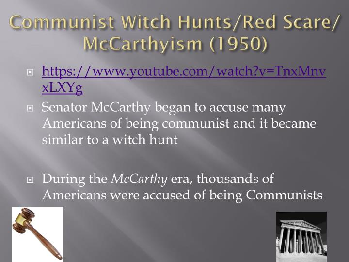 Communist Witch