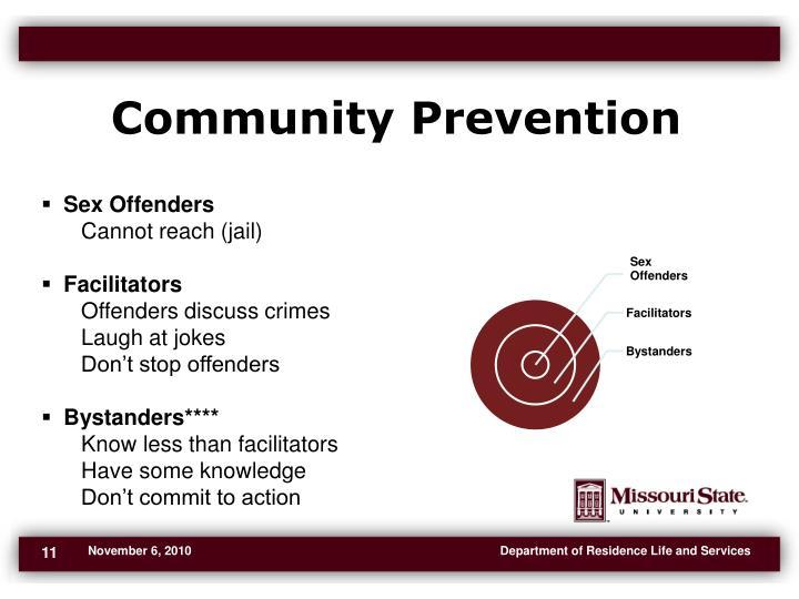 Community Prevention