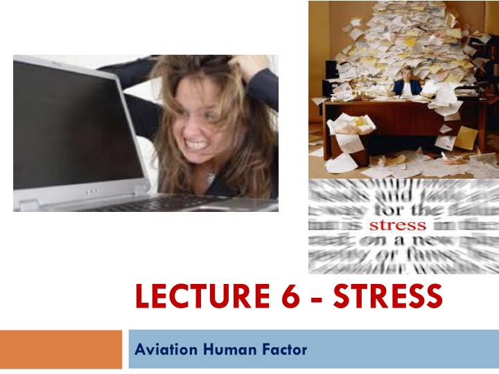 Lecture 6 stress