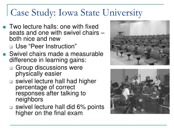 Case Study: Iowa State University