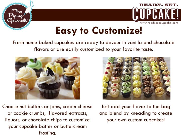 Easy to Customize!