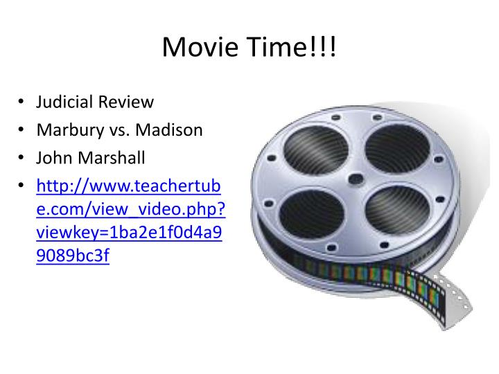 Movie Time!!!