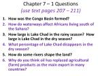 chapter 7 1 questions use text pages 207 211