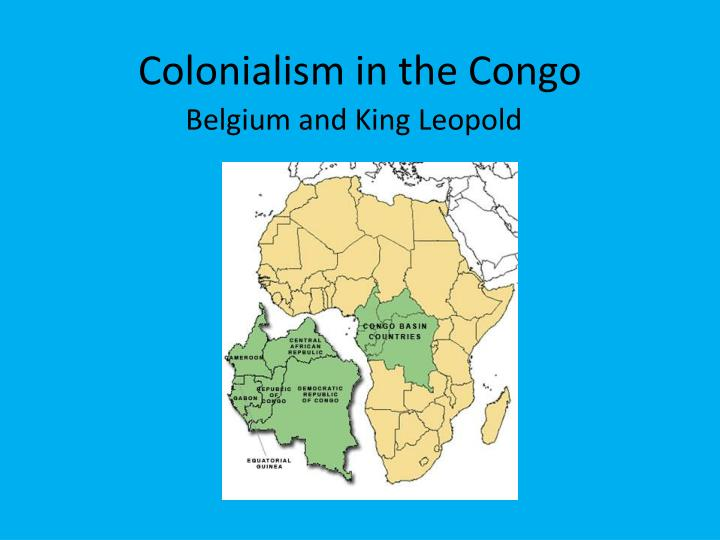 Colonialism in the Congo