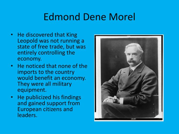 Edmond Dene Morel