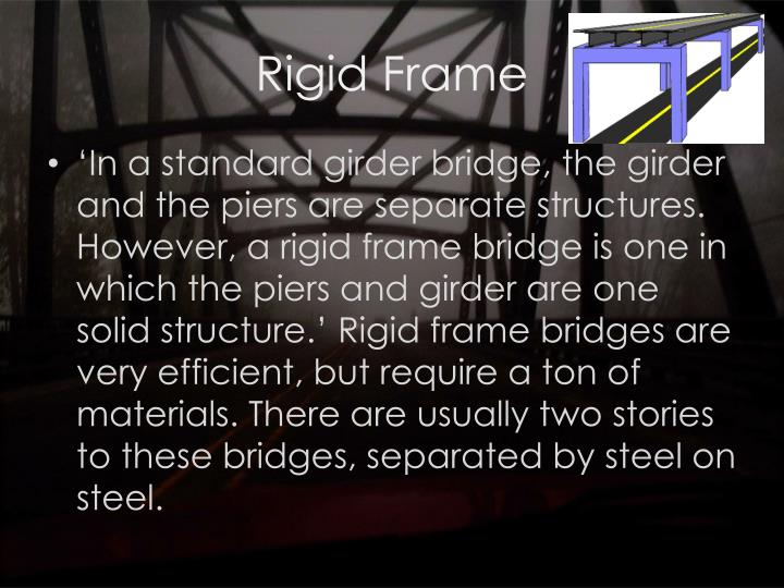 Rigid Frame